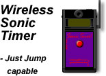 Just Jump capable Sonic Timer